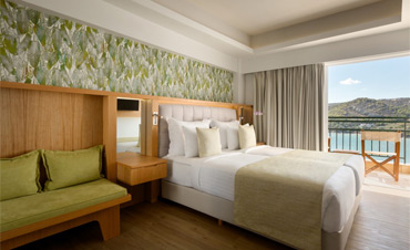 Deluxe Double Or Twin Room - Sea View
