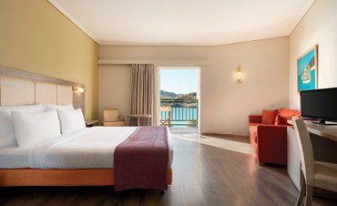 Premium Room Main Building - Sea View
